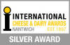 International Cheese Awards Nantwich Silver